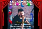 "Prinde bilet la One Man show-ul ""Capacitate maxima"", in..."