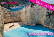 Vacanta CHARTER ZAKYNTHOS, Early Booking cu Cocktail Holidays, plecare...