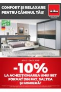 "Catalog kika mobilier 1-28 februarie 2019 ""Confort si relaxare..."