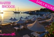 Charter RHODOS Early Booking, Cocktail Holidays! Plecare din Bucuresti...