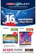 "Catalog Media Galaxy 19-25 martie 2019 ""Implinim 16 ani: aniversam..."