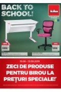 "Catalog kika mobilier 15 august - 15 septembrie 2019 ""Back to..."