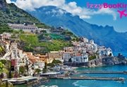 Weekend romantic , in Italia,pe celebra coasta Amalfi ! De la 253 eur de...