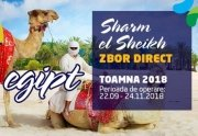 Egipt - Sharm El Sheikh 5*! Cazare 7 nopti all inclusive, avion,...